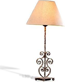 Loberon Lampe àposer Clamart - fer - H/D env. 56/26 cm