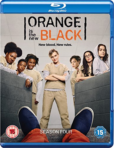Orange is the New Black - Season 4 [Blu-ray]