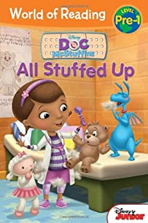 World of Reading: Doc McStuffins All Stuffed Up: Pre-Level 1