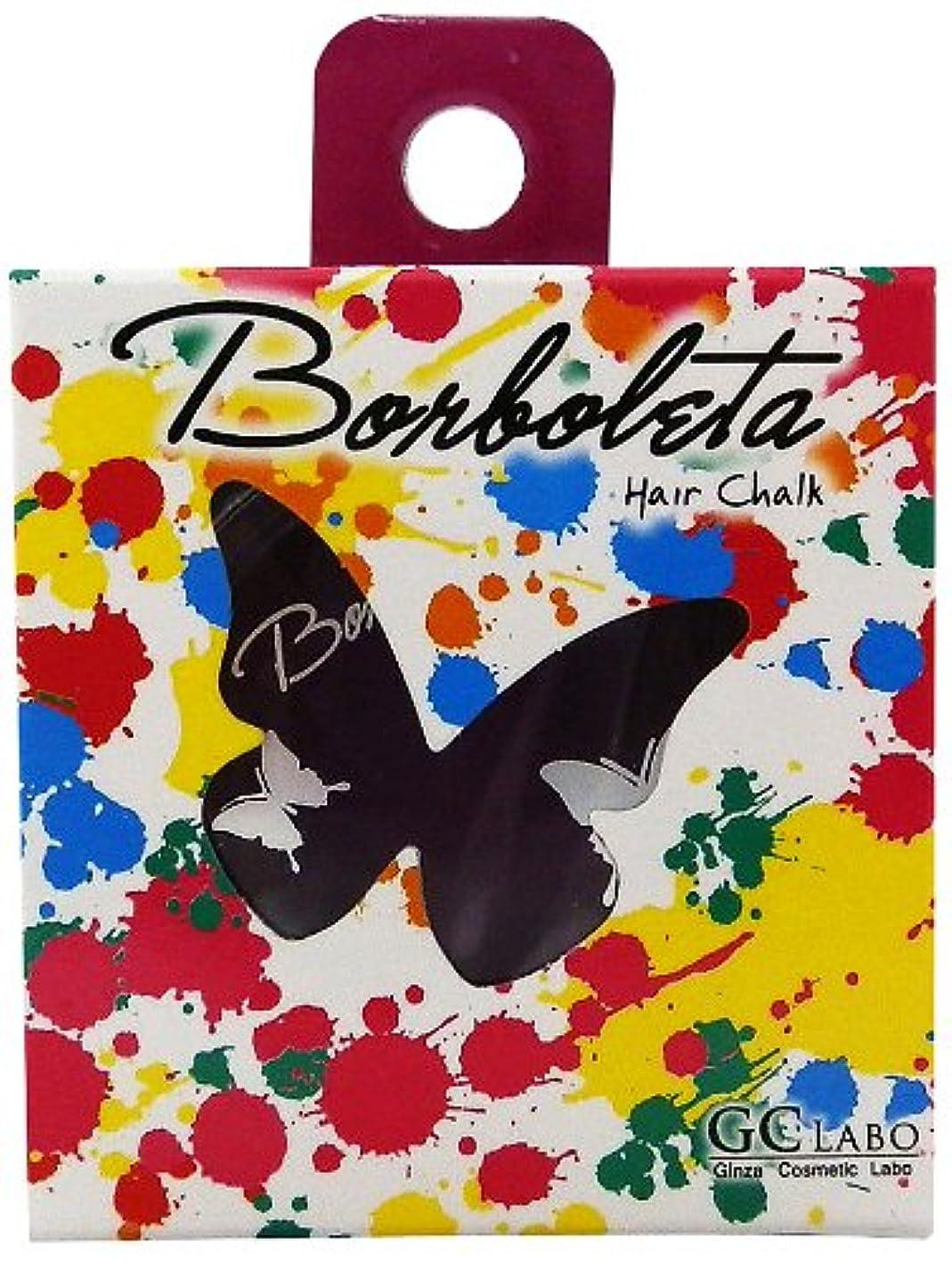 原点手当進化するBorBoLeta(ボルボレッタ)ヘアカラーチョーク パープル