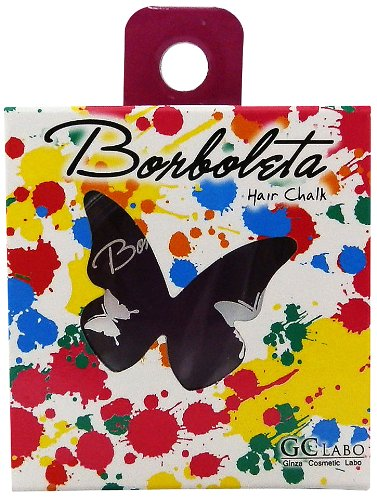 Borboleta Made In Japan 1 Day Hair Chalk Safe Quality - Purple