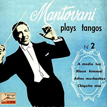 "Vintage Dance Orchestras Nº 100 - EPs Collectors, ""Plays Tangos"""