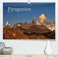 Patagonien - viaje.ch (Premium, hochwertiger DIN A2 Wandkalender 2022, Kunstdruck in Hochglanz): Landschaft, Tiere, Pflanzen und Kultur. (Monatskalender, 14 Seiten )