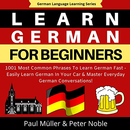 Learn German for Beginners Titelbild