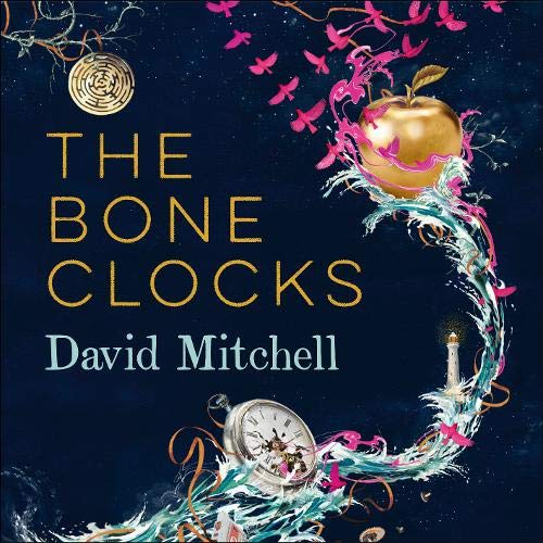 The Bone Clocks  By  cover art