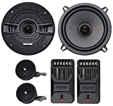 Kicker KSS504 KSS50 5.25' Component system with 1' tweeters 4-Ohm