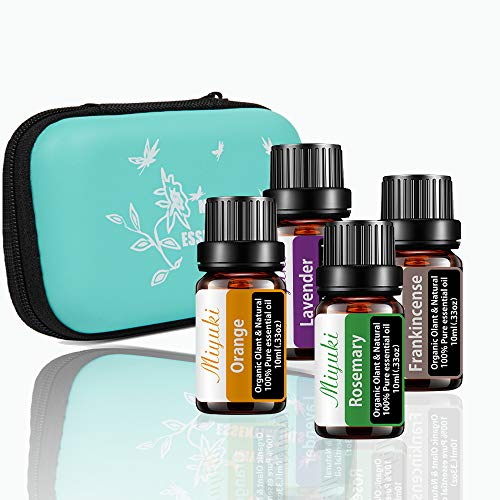 Essential Oil Sets, with Lavender, Rosemary, Frankincense,...