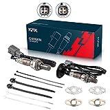 KAX 234-4189 234-9001 Oxygen Sensor 250-54051 234-4189 Heated O2 Sensor Original Equipment Replacement Set of 2