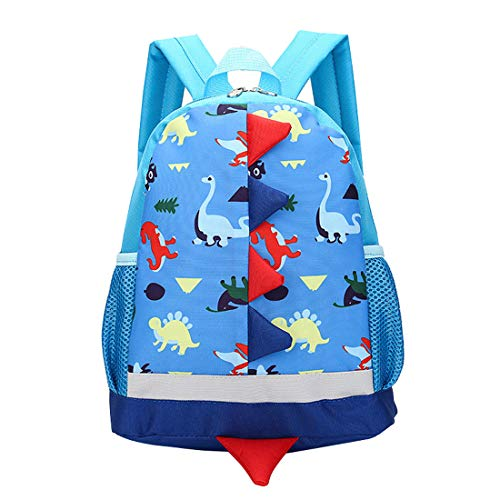 Xinyanmy Kids Backpack Dinosaurs Best Gift for 1-3 Years Old Nursery Toddler Kindergarten Boys and Girls
