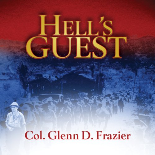 Hell's Guest audiobook cover art