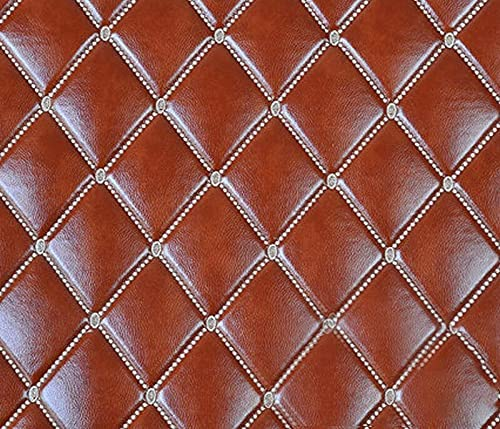 1Pcs Inventory cleanup selling sale 100x138cm Embroidery Thick Sponge Fab 40% OFF Cheap Sale Leather Artificial PU