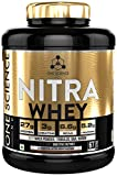 One Science Nutrition Nitra Whey 5lbs Choco Brownie - 27g Protein, 3g Creatine, 5.2g Glutamine, 6.6g BCAA