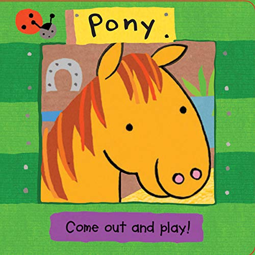 Pony (Come Out and Play Books)