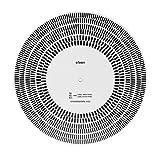 DollaTek LP Disco de Vinilo Placa giratoria Fono Tacómetro Calibración Estroboscópico Disco Estroboscopio Mat 33.3 45 78 RPM