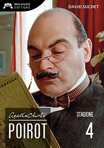 Poirot - Stagione 04 (2 Dvd) (Ed. Restaurata 2K)