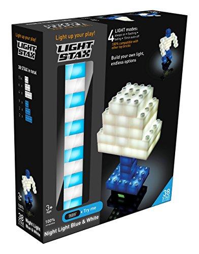 Light LS-M-07001 Stax M07002 Bausteine, blau