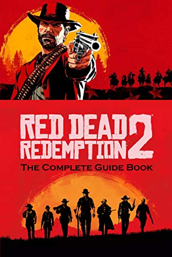 Red Dead Redemption 2: The Complete Guide Book: Travel Game Book (English Edition)
