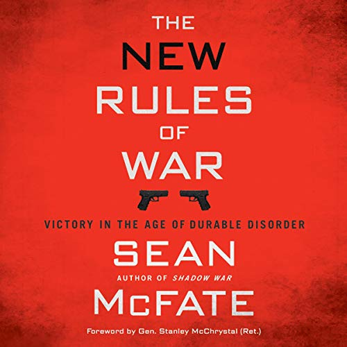 Couverture de The New Rules of War