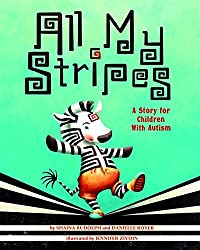 All My Stripes - books about autism for kids