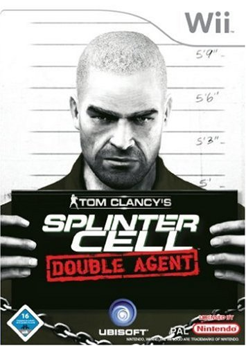 Tom Clancy's Splinter Cell - Double Agent [Edizione : Germania]
