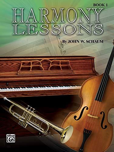 Harmony Lessons, Bk 1: Note Speller 3 (Schaum Method Supplement)