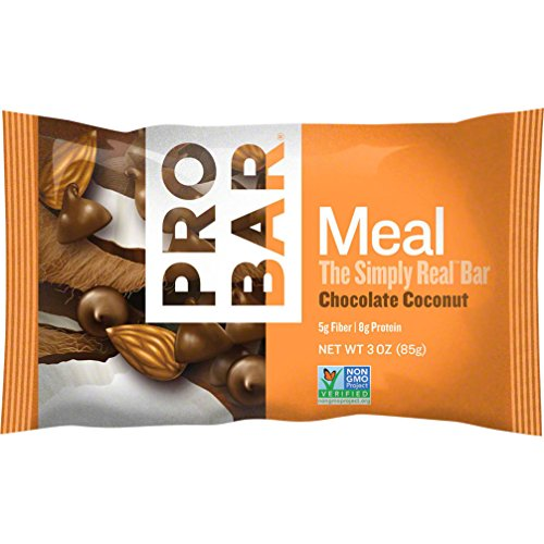 ProBar Meal Chocolate Coconut - 12 Bars