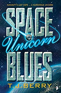 Space Unicorn Blues cover image