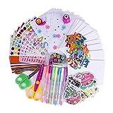 FaCraft Scrapbook Supplies Kit for Card Making