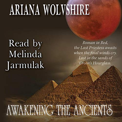 Awakening the Ancients audiobook cover art