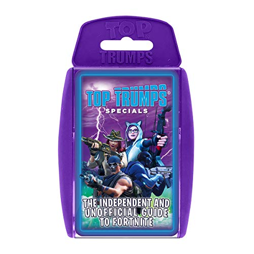 Independent & Unofficial Guide To Fortnite Top Trumps Specials Card Game, WM01276-EN1-6