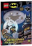 LEGO DC - Rätselspaß für wahre Helden