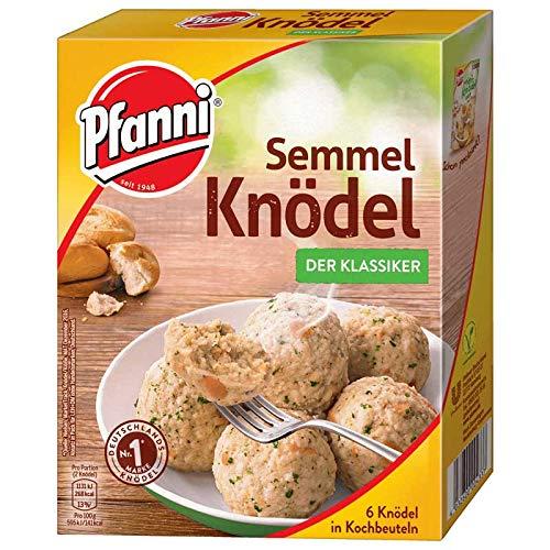 Pfanni Semmel Knödel Der Klassiker im Kochbeutel 200g 4er Pack
