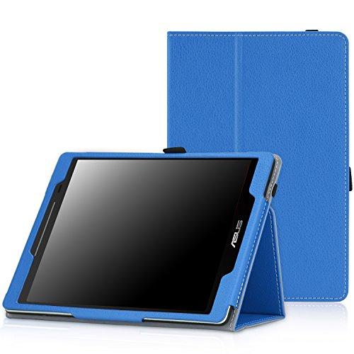 MoKo BC26476 Funda para Tablet 20,3 cm (8') Folio Azul - Fundas para Tablets...
