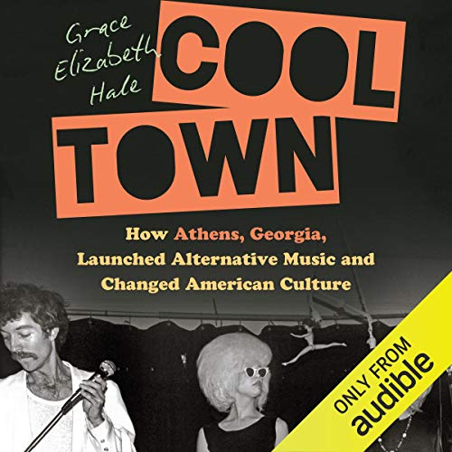 Cool Town audiobook cover art