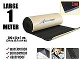 Arrowzoom New 1 Meter - 100 X 50 X 1 cm Self-Adhesive Lightweight...