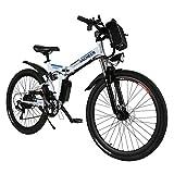 ANCHEER e-Bike vélos électriques Pliant ebike, Batterie 36V, 26 '' vélo électrique Pliable avec...