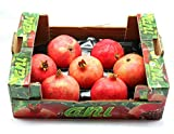 Obstprofi24 - Granatapfel süß, saftig und frisch aus der Türkei Granatapfelkiste 4kg