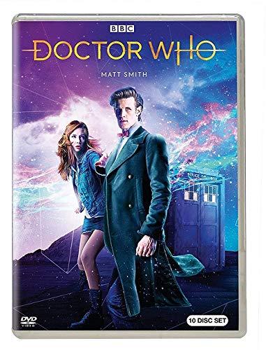 Doctor Who: La collection Matt Smith (DVD)