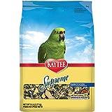 Kaytee Supreme Bird Food For Parrots, 5-Lb Bag