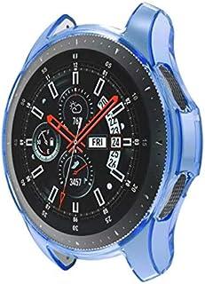 غطاء غطاء واقٍ من Tpu لهاتف Samsung Galaxy Watch 46mm جراب واقٍ من إكسسوارات الساعات الذكية