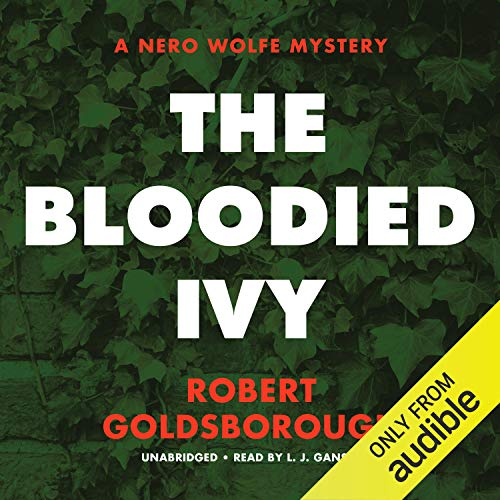 The Bloodied Ivy  By  cover art
