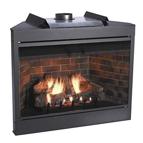 Find Discount Empire Comfort Systems Premium MV 42 Louver B-Vent Fireplace - Natural Gas