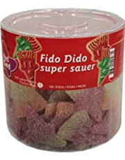 Red Band - Fido Dido Super Sour - 100 piece tub