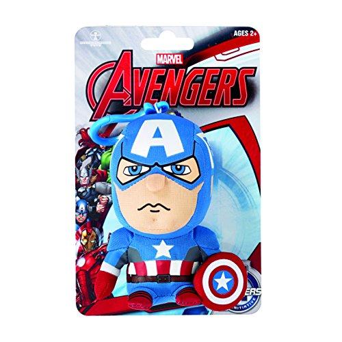 Jazwares Marvel Heroes Peluche parlante, AVG01830,