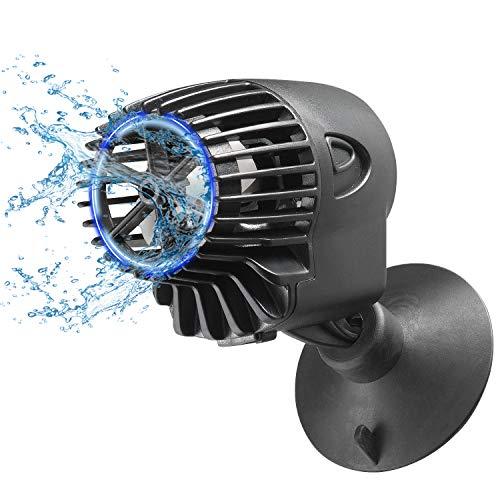 BPS BPS-6093 - Pompa di flusso per acquario, 3000 l/h, con onda da 3 W, QL-100 m, per acquari d'acqua dolce e salata