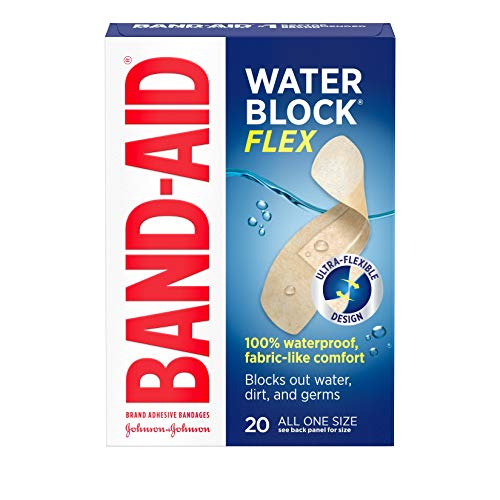 Band-Aid Brand Water Block Flex 100…