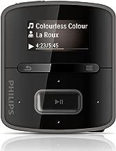 Philips GoGear Raga 2GB MP3 Player SA3RGA02KS/37 (Discontinued by Manufacturer)