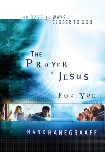 The Prayer of Jesus for You (English Edition)