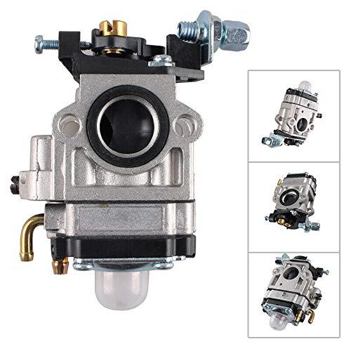 BE-TOOL Carburador de carrera, carburador de motosierra para scooter de gasolina Go-Ped 49 cc 43 cc Mini Moto 15 mm