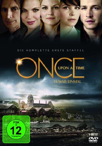 Once Upon a Time - Es war einmal... - Die komplette erste Staffel [6 DVDs]